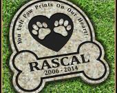 Pet Grave Marker Headstone