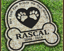 Pet Grave Marker Headstone